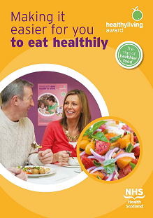 Made with your health in mind poster