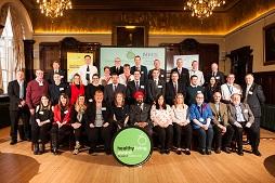 Award Ceremony 2017 -Group photo