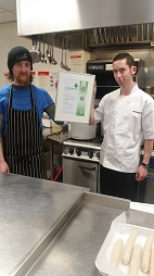 chefs at Salvation Army